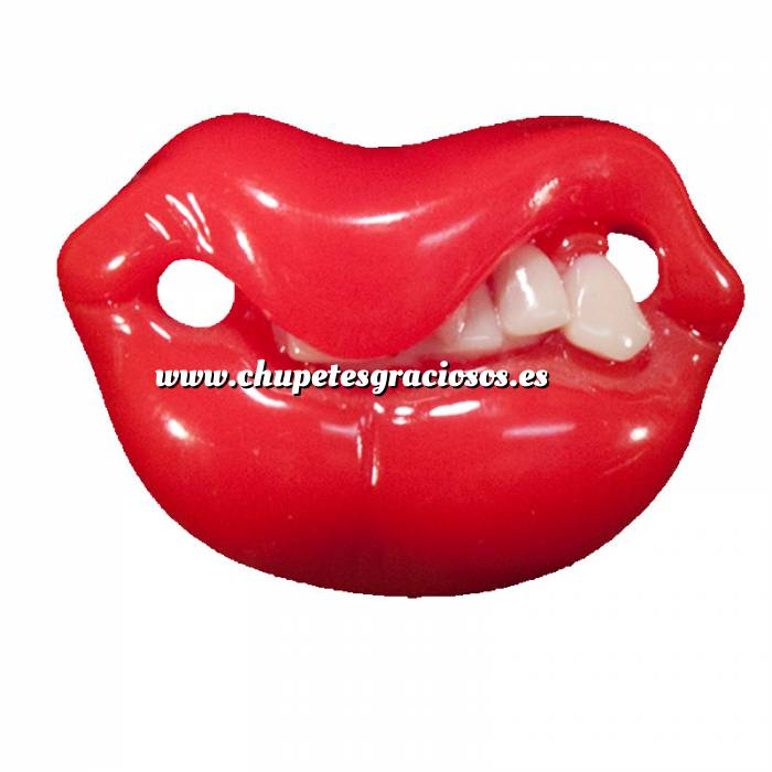 Imagen Chupetes Dientes Chupete Elvis - Lil King Pacifier Billy Bob
