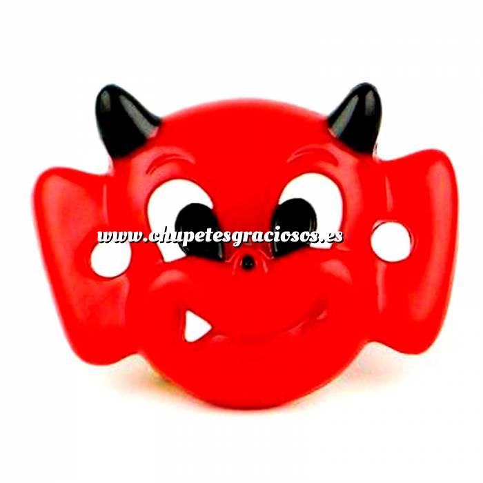 Imagen Chupetes Dientes Chupete Diablillo - Lil Devil Pacifier Billy Bob