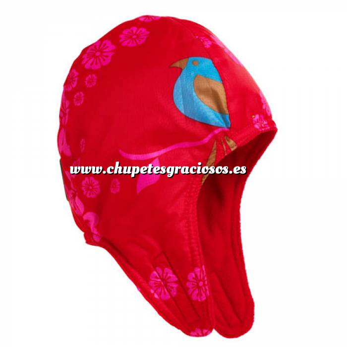 Imagen Complementos Capucha cereza 0-6 meses (Últimas Unidades)