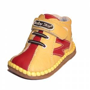 BOTN Bota niño rayo piel Zapatos para Niño_BOTN Bota niño rayo piel
